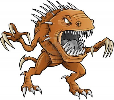 16295255-demon-monster-beast-vector